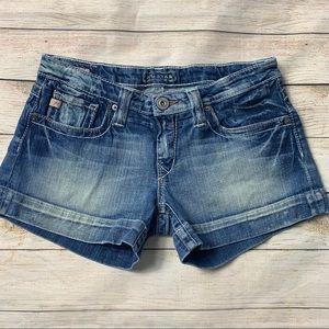 BIG STAR | denim shorts Casey style 29